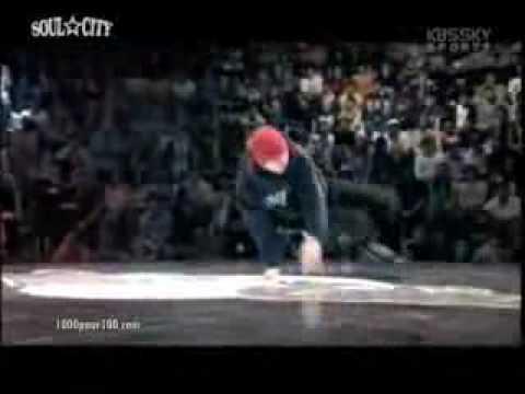 Ronnie Vs. Born  Red Bull Bc One 2005 video