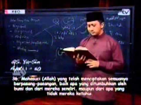 Wisata Hati Antv - Ust. Yusuf Mansur Tadarus Qs Yasiin (lengkap) video