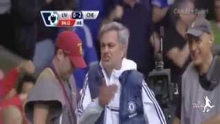Liverpool vs Chelsea 0-2 , All Goals & Highlights 27/04/2014