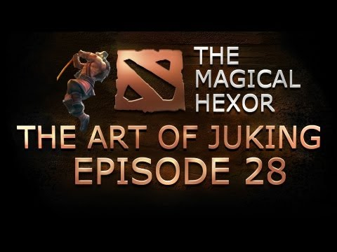 Dota 2 Weekly - The Art of Juking - Ep. 28