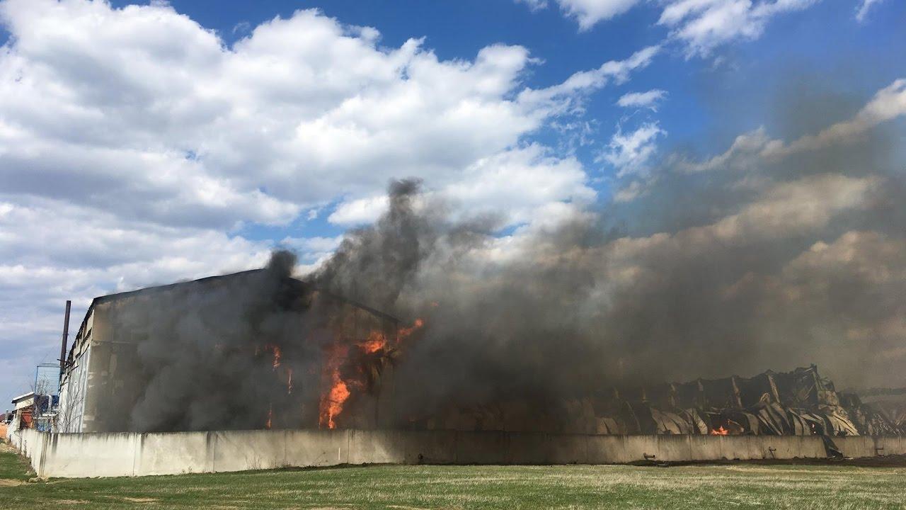 """Мешканці Хотіня про пожежу """"Миро-Марку"""": Наших будинків могло не залишитися"""