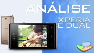 Sony Xperia E Dual [Anlise de Produto] - Tecmundo