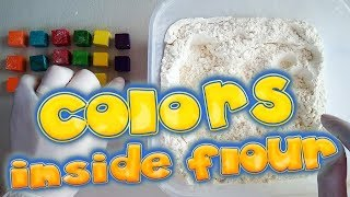 Find colors inside white floor Learn colors for kids and Toddlers | #toddlers #LittleBabyBum,