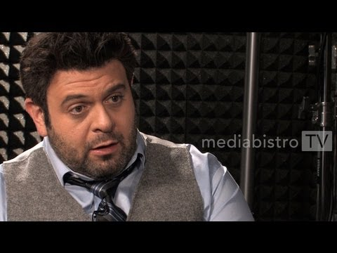 Adam Richman on NYC's Soda Ban - Media Beat (1 of 3)