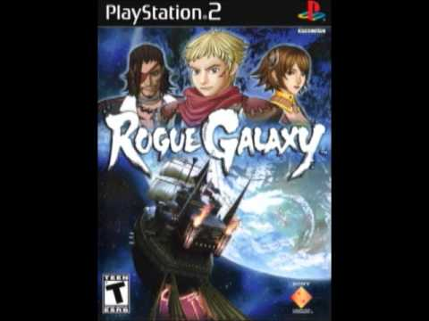 Let's Play Rogue Galaxy - Review