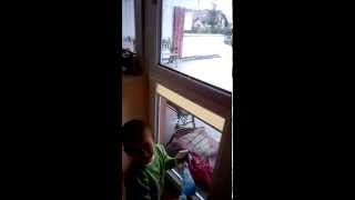 VID 20150314 141246  Michael my 3,5 years old nephew is cleaning my windows ;-)