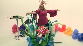 Balloon Seaweed Islands ~ DIY Tutorial