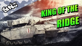 KING OF THE RIDGE (Centurion 7/1 Gameplay) - World of Tanks Console | Guest Replay