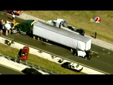 UPDATE: Multiple vehicles in pileup on Interstate 44 - Worldnews.
