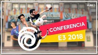 #UBIE3 2018 - Conferencia completa comentada