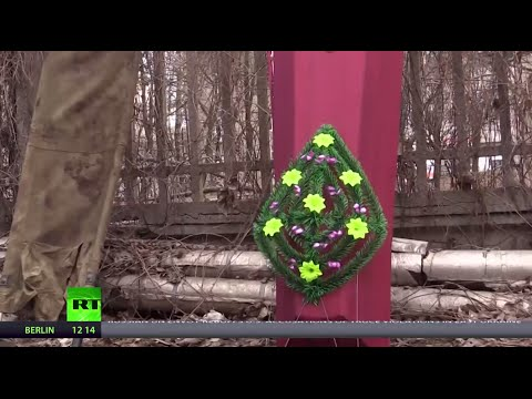 Kiev forces and militia swap bodies of killed soldiers in E. Ukraine