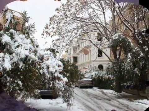 Tourism - New Year Syria - Snow