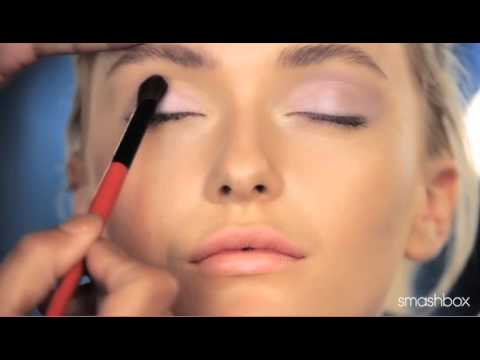 Smashbox Be Discovered Spring 2012 - Get The Look: Pastel Eyes