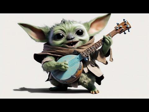 Baby Yoda Baby Baby Yoda (the original) | Song A Day #3974