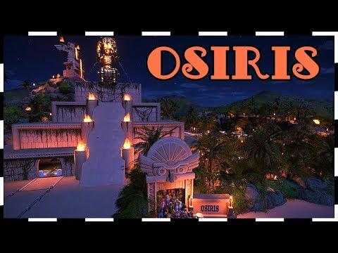 OSIRIS - The God of the Dead! Ride Spotlight 53 #PlanetCoaster