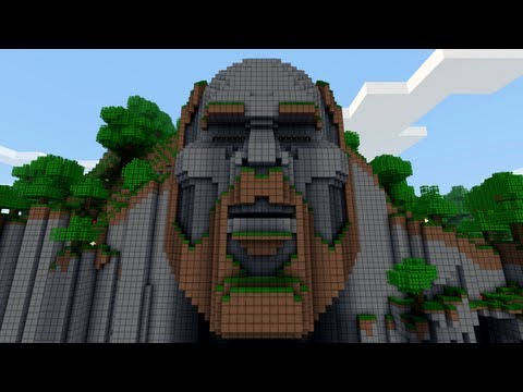 Minecraft The Temple Of Notch
