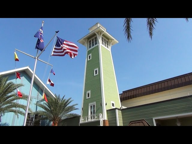 The BOATHOUSE at Disney Springs Interview w/Creator Steven Schussler w/ Concept Art, Food Pics