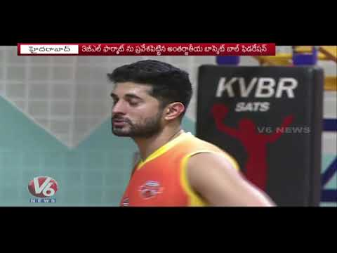 Special Report On 3x3 Pro Basketball League | New Short Format Of Basketball | V6 News