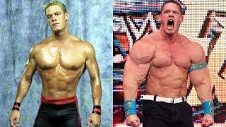 JOHN CENA WWE MONSTERS TRANSFORMATION
