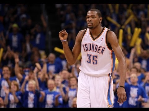 Durant shines as Thunder take game 3!