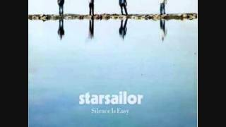 Watch Starsailor Silence Is Easy video
