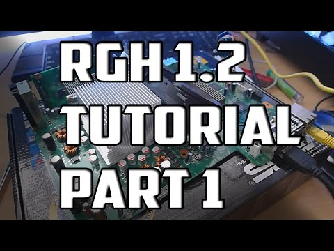 Full RGH1.2 Install Tutorial Part 1 (Cheapest Method)