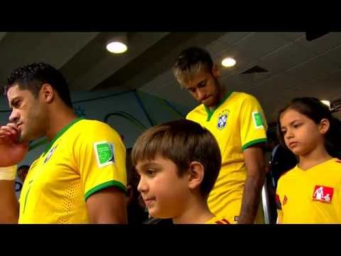 Neymar vs Colombia World Cup 2014