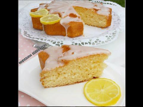 Limonlu Kek Tarifi Videosu