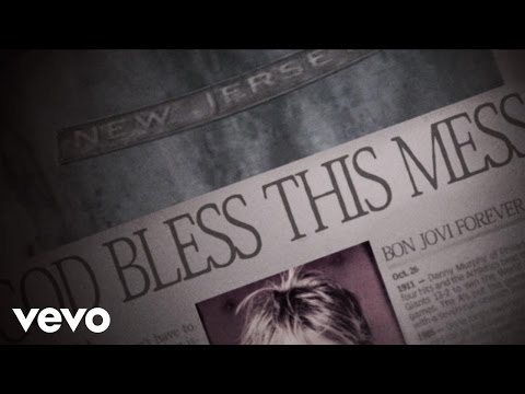 Bon Jovi - God Bless This Mess