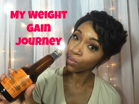 How to gain weight fast/ Apetamin Review