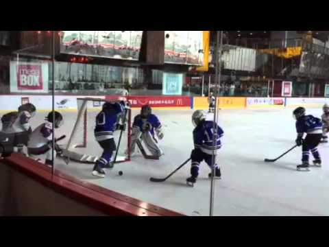 Ambrose's assist game 2 hockey 5