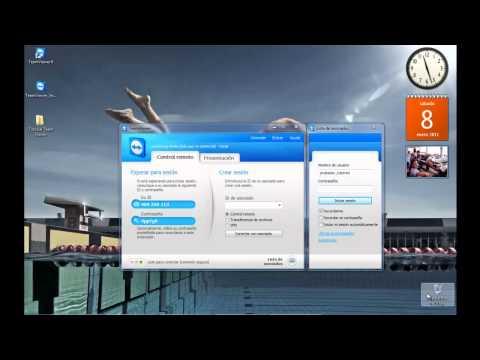COMO INSTALAR Y USAR TEAMVIEWER.mp4 3GP Mp4 HD Free download