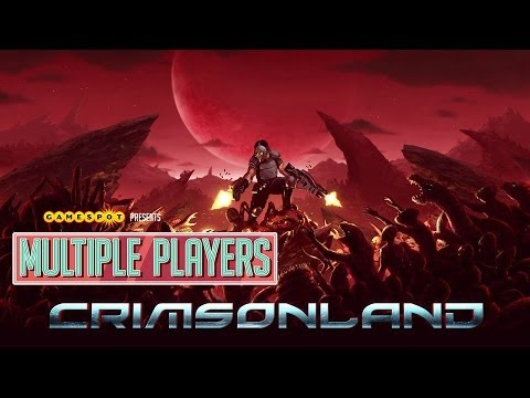 Crimsonland - Multiple Players