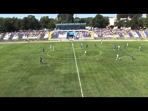 2011.09.10 DELTA TULCEA - FC VIITORUL 0-1 Liga a II-a Seria I Etapa 4