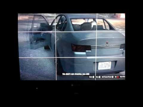 Gta V (gta 5) - Two Naked Old Men Tries To Kidnap A Young Woman. video