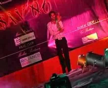 Sitaron Ki Mehfil  - Year 2007 - Iipm Event - Badruka College - Sumeet Kshirsagar video