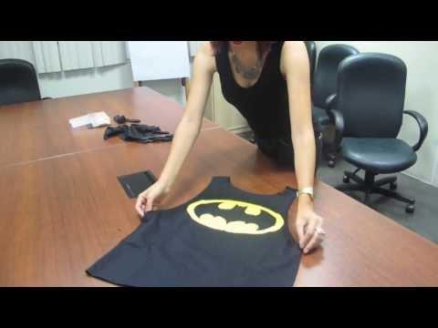 Dicas para customizar camisas