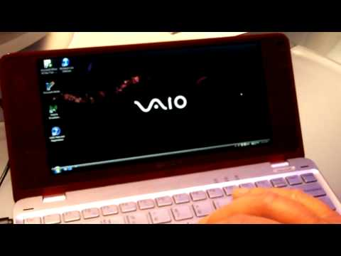 Sony VAIO P: hands on