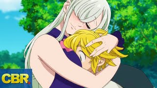10 Seven Deadly Sins Moments That Went Too Far (Nanatsu no Taizai)