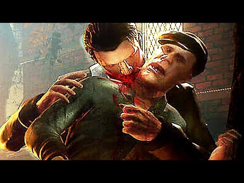 VAMPYR Making Monsters Trailer (2018) PS4 / Xbox One / PC