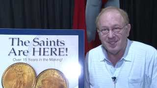 Finest Known Set of PCGS Saint Gaudens $20 Gold on Display at Long Beach. VIDEO: 3:02.