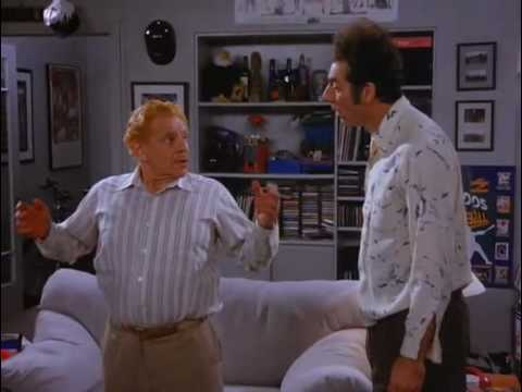 Cosmo Kramer invention #8