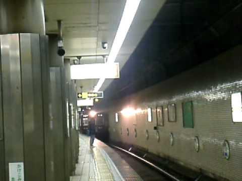 阪急京都線3300系高槻市行き 動物園前駅入線