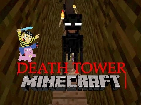 Minecraft Death Tower Challenge