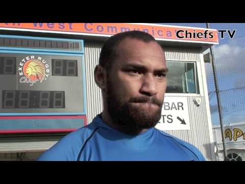 Nadalo discusses his arrival with the Exeter Chiefs - New Chiefs signing Nadalo discusses the match