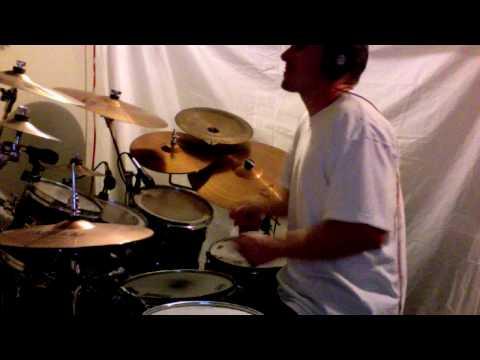 Cafe Reggio - Zachary Breaux - drum cover by Marius