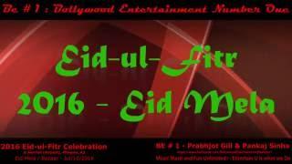 Team BE#1 @ 2016 Eid-ul-Fitr Celebration - Phoenix, AZ - 2of3