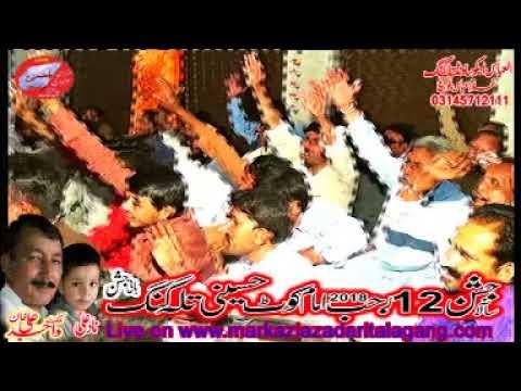 zakir Naveed Ashiq B.A Jashan 12 Rajab 2018 Talagang