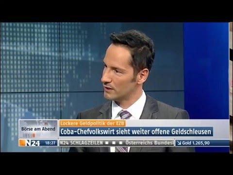 Thorsten Schulte (Silberjunge.de) - Interview Vom 9. Mai 2016 In Der Börse Am Abend Auf N24