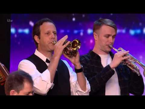 Britains Got Talent 2016 - The Collaborative Orchestra!